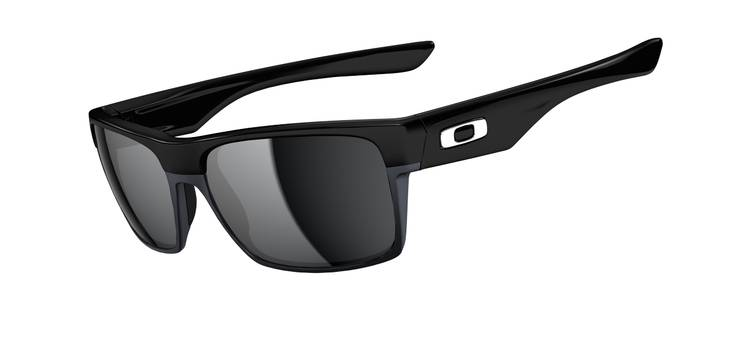 Okulary OAKLEY TWOFACE Polished Black / Black Iridium oo9189-02