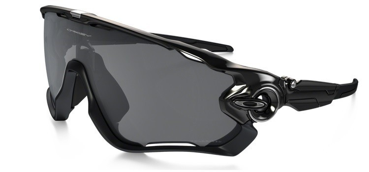 Okulary Oakley JAWBREAKER Polished Black / Black Iridium Polarized oo9290-07
