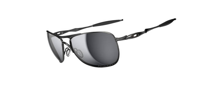 Okulary OAKLEY CROSSHAIR Lead / Black Iridium Polarized oo4060-06