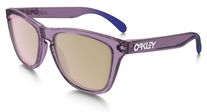 Okulary OAKLEY FROGSKIN Alpine Collection Pink / Pink Iridium oo9013-73
