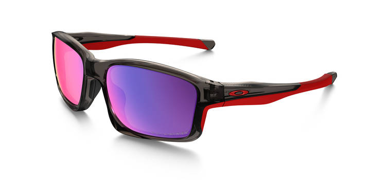Okulary OAKLEY CHAINLINK  Grey Smoke / OO Red Iridium Polarized oo9247-10