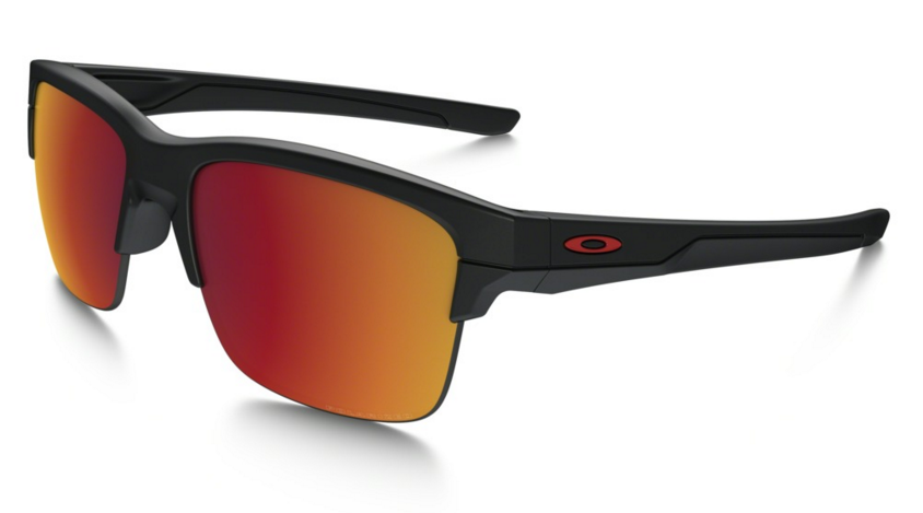 Okulary OAKLEY THINLINK Matte Black / Torch Iridium Polarized oo9316-07
