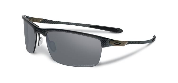 Okulary OAKLEY CARBON BLADE Matte Pewter / Grey Polarized oo9174-01