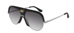 Okulary Gucci Black / Grey Gradient GG0477S-002