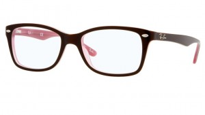 Oprawki RAY BAN 5228 Brown/Transparent Violet ORX5228-2126