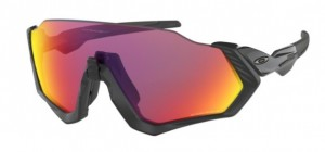 Okulary Oakley FLIGHT JACKET Polished Black / Prizm Road oo9401-01