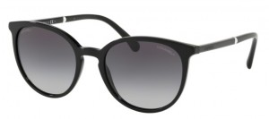 Okulary CHANEL Black / Grey Gradient CH5394H-C501S6