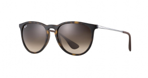 Okulary RAY BAN 4171 ERIKA Avana Rubber / Gradient Brown ORB4171-865/13