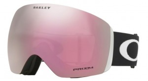 Gogle OAKLEY FLIGHT DECK Matte Black / Prizm HI Pink Iridium oo7050-34