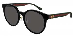 Okulary Gucci Black / Grey GG04165SK-002