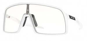 Okulary OAKLEY SUTRO Polished White / Clear oo9406-54