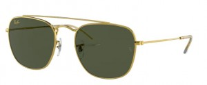 Okulary RAY BAN  Gold / Green ORB3557-919631