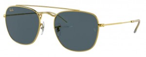 Okulary RAY BAN  Gold / Blue ORB3557-9196R5