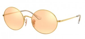 Okulary RAY BAN Arista Photo Orange Mirror Gold ORB1970-001/B4