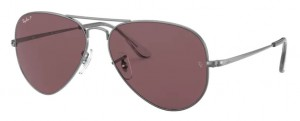 Okulary RAY BAN 3689 GUNMATAL/ Purple ORB3689-004/AF
