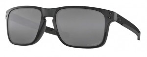 Okulary OAKLEY HOLBROOK MIX Polished Black / Prizm Black Polarized oo9384-06