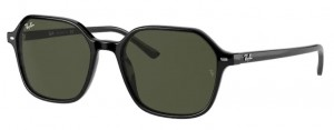 Okulary RAY BAN  Black /  Green ORB2194-901/31