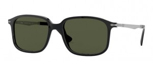 Okulary PERSOL Black/Green PO3246S-95/31