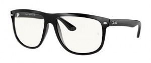 Okulary RAY BAN  Black / Clear ORB4147-601/5X