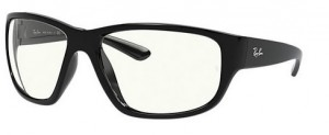 Okulary RAY BAN 4300 Black / Clear ORB4300-601/B5