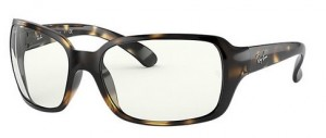 Okulary RAY BAN 4068 Light Havana / Clear ORB4068-710/B5