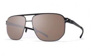 Okulary MYKITA PERRY Black White  / Polarized Pro Hi-Con Grey C363