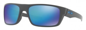 OAKLEY DROP POINT Matte Grey / Prizm Sapphire Polarized oo9367-06