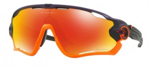 Okulary OAKLEY JAWBREAKER Purpure Pop Fade / Prizm Ruby oo9290-30