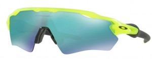 Okulary OAKLEY RADAR EV XS PATH Junior Matte Uranium / Jade Iridium OJ9001-02