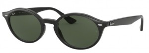 Okulary RAY BAN 4315 Black / Green ORB4315-601/71