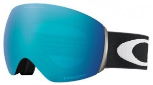 Gogle snow OAKLEY FLIGHT DECK Matte Black / Prizm Sapphire Iridium oo7050-20