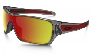 Okulary OAKLEY TURBINE ROTOR Grey Ink / Ruby Iridium oo9307-03