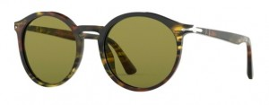 Okulary PERSOL Tortoise Green Brown / Green PO3214S-10794E