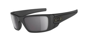Okulary OAKLEY FUEL CELL Matte Black / Grey Polarized oo9096-05