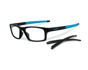 Oprawki OAKLEY CROSSLINK PITCH Satin Black / Sky Blue OX8037-01