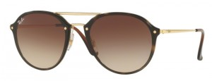 Okulary RAY BAN 4292N Light Havana / Brown Gradient ORB4292N-710/13