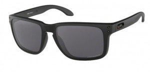 Okulary OAKLEY HOLBROOK XL Matte Black / Prizm Black Polarized oo9417-05