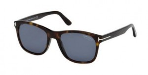 Okulary Tom Ford Dark Havana / Blue FT0595-52D