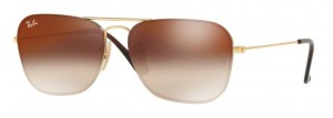 Okulary RAY BAN 3603 Gold / Brown Gradient ORB3603-001/S0