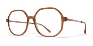 Okulary MYKITA HILLA Topaz / Shiny Copper C826