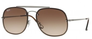 Okulary RAY BAN Gunmetal / Brown Gradient ORB3583N-004/13