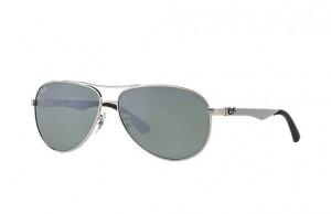 Okulary RAY BAN 8313 Silver / Grey Mirror ORB8313-003/40
