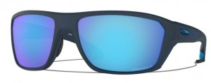 Okulary OAKLEY Split Shot Matte Translucent Blue / Prizm Sapphire Polarized oo9416-04
