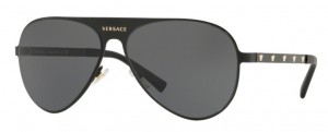 Okulary Versace Matte Black / Grey VE2189-142587