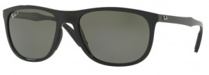 Okulary RAY BAN 4291 Black / Polarized Green ORB4291-601/9A