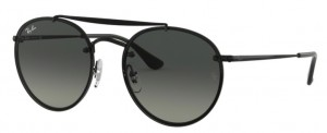 Okulary RAY BAN 3614N Demi Gloss Black / Grey Gradient Dark Grey ORB3614N-148/11