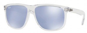 Okulary RAY BAN 4147 Transparent / Blue Flash Silver ORB4147-63251U