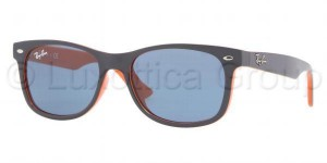 Okulary RAY BAN JUNIOR 9052S Blue/Orange / Blue ORJ9052S-178/80