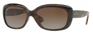 Okulary RAY BAN JACKIE OHH Light Havana /Grad. Brown Polarized ORB4101-710/T5