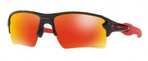 Okulary OAKLEY Flak 2.0 XL Polished Black / Prizm Ruby Iridium oo9188-80